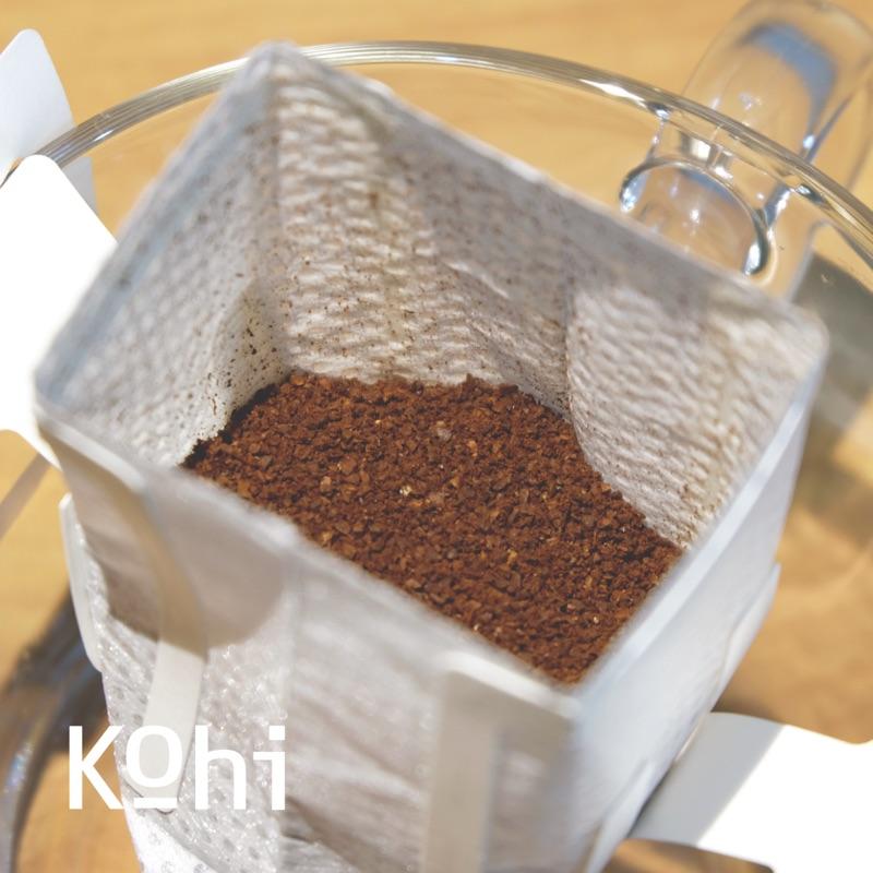 【KOHI咖啡香味商店】 1入裝 阿拉比卡綜合產區濾掛手沖咖啡 Drip Coffee