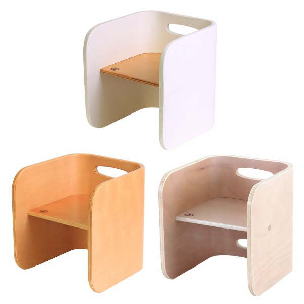 日本 HOPPL Colo Colo 翻轉兒童安全椅(3色可選)【麗兒采家】