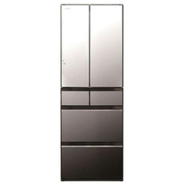 HITACHI 日立 日本原裝 527公升變頻六門電冰箱 RHW530NJ-X 琉璃鏡