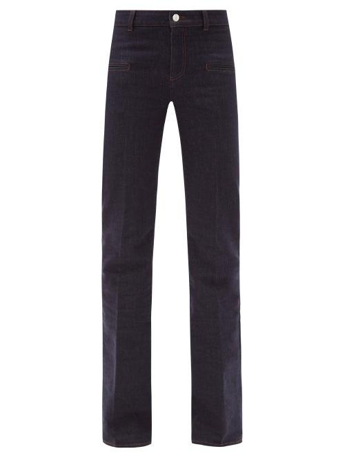 Altuzarra - Serge High-rise Flared-leg Jeans - Womens - Denim