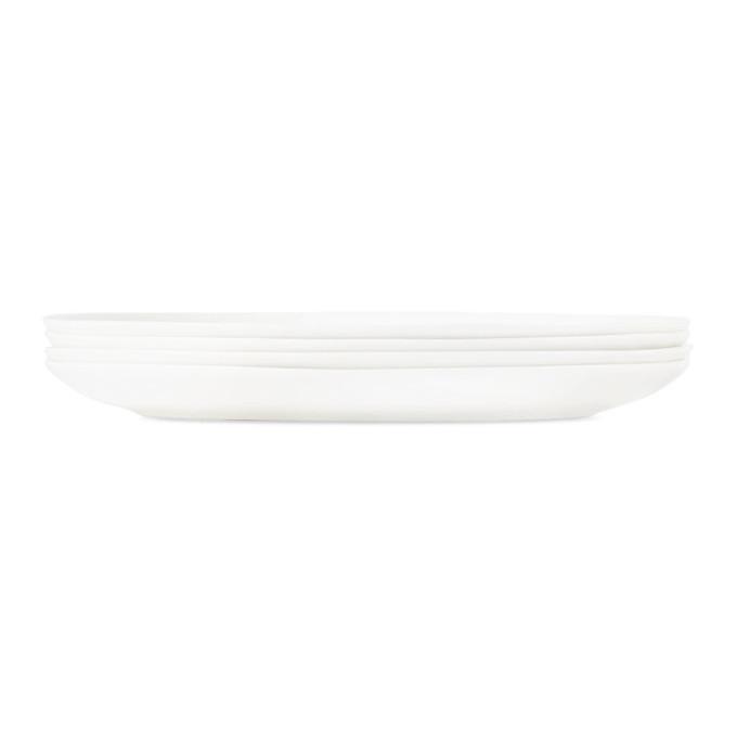 KINTO 灰白色 Atelier Tete 联名 Deep Plate 餐盘套装 23.5cm
