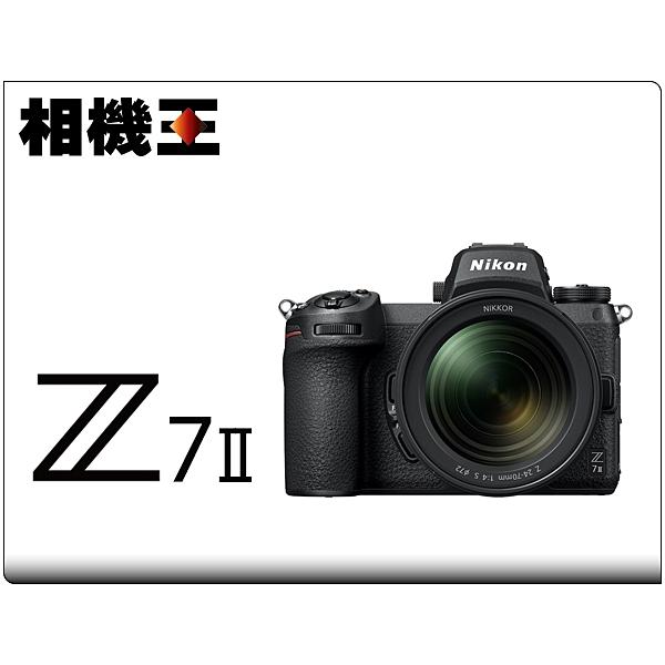 Nikon Z7 II Kit組〔含24-70mm F4〕公司貨 登錄送托特包+電池 3/31止