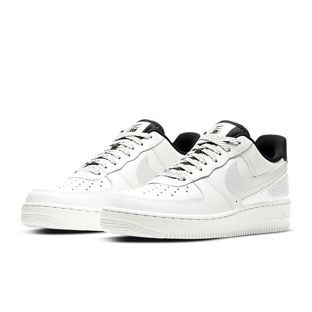 NIKE AIR FORCE 1 07 LV8 3M 男 休閒鞋 白
