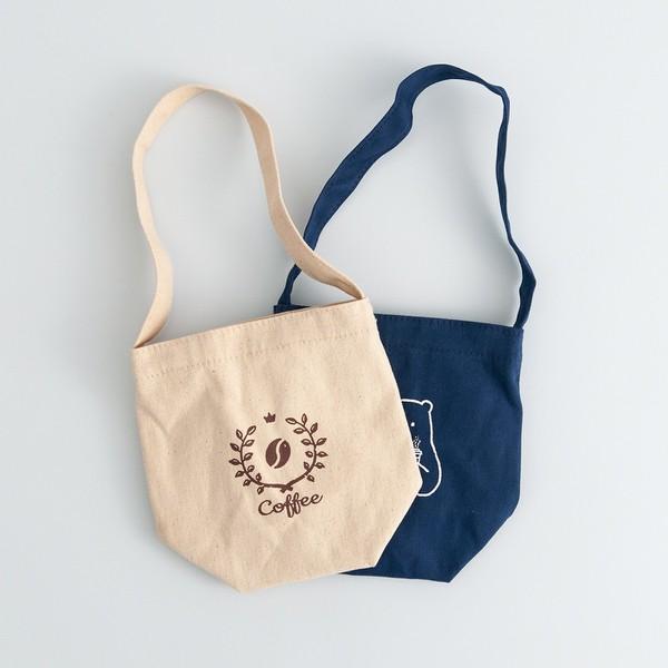 環保飲料提袋 飲料袋 手提袋 帆布袋 小提袋 飲料提袋 飲料杯袋 飲料手提袋【mocodo魔法豆】