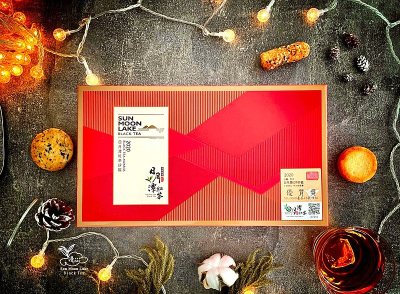 漫Day生活茶 日月潭魚池鄉農會2020年評鑑優質獎 紅玉紅茶 台茶18