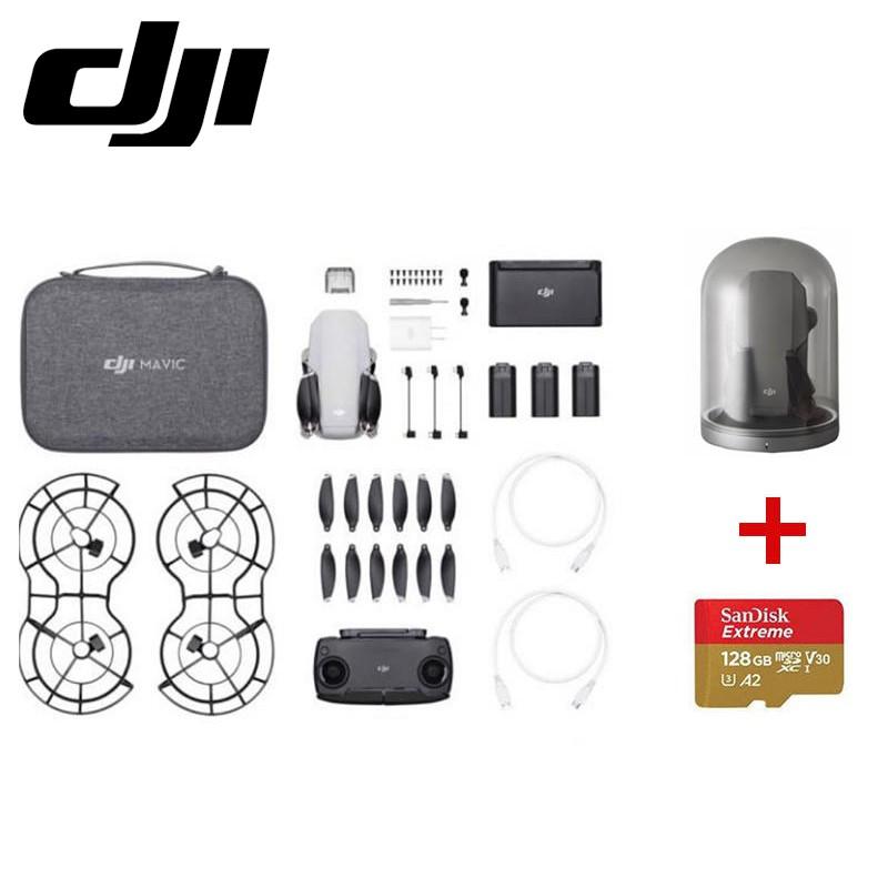 DJI MAVIC MINI 空拍機 三電版 全能版【eYeCam】 暢飛套裝+64G+專用充座 台灣公司貨