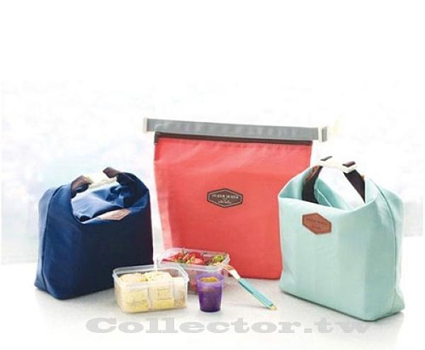 韓版-時尚保溫包 野餐包 便當包 收納包 保溫袋 飯盒袋