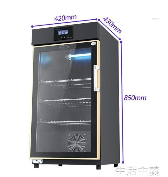 【快速出貨】發酵機 商用酸奶機全自動發酵箱 定時智慧恒溫水果撈機大容量米酒醒發柜 聖誕禮物