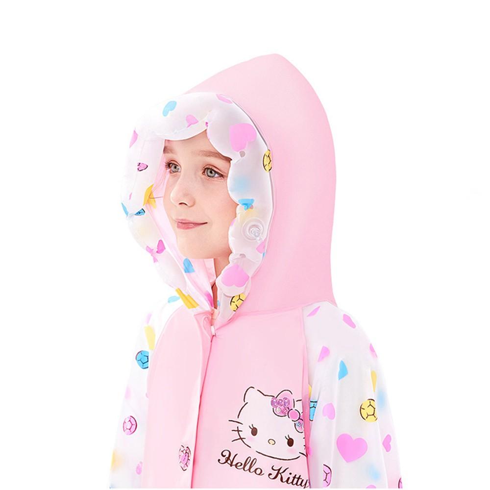可愛卡通兒童雨衣/女童雨衣/連身雨衣