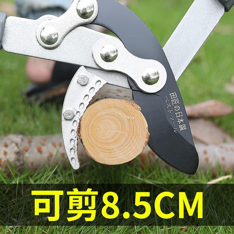 SK5鋼修剪樹枝果樹剪大力剪園林粗枝剪強力剪花枝園藝剪