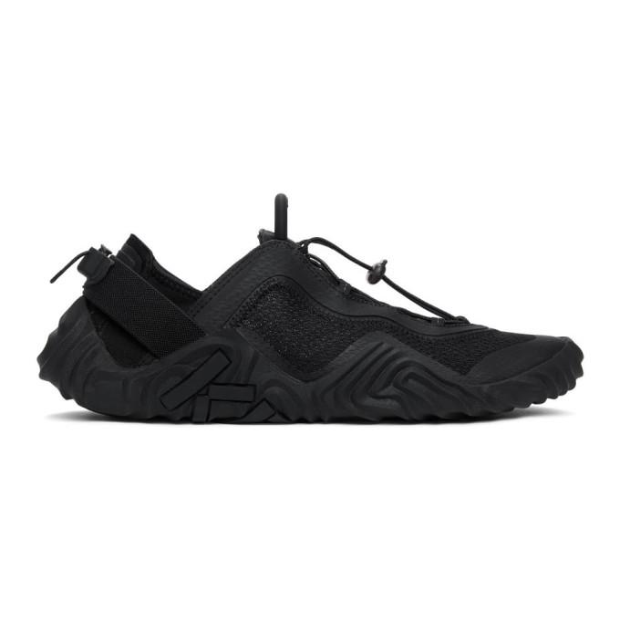 Kenzo 黑色 Sport Wave 运动鞋