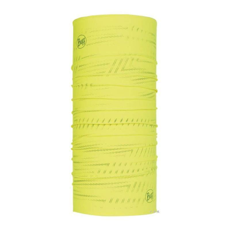 西班牙Buff頭巾 (魔術頭巾 排汗 透氣 ) 反光頭巾 Plus-微酸萊姆