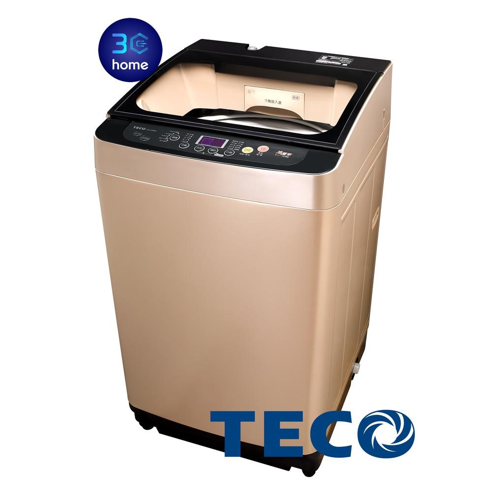 東元TECO DD直驅變頻洗衣機12公斤 W1239XG