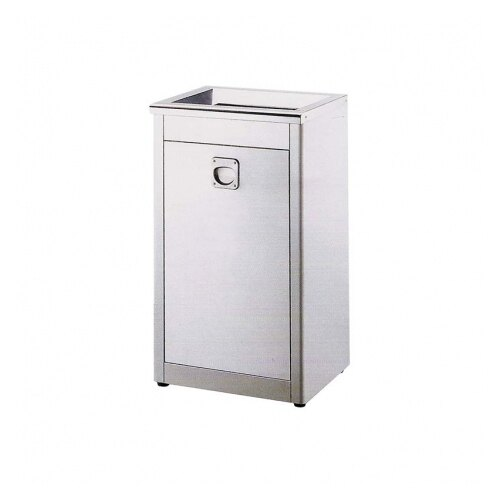 618購物節單分類不鏽鋼垃圾桶 清潔箱 開放式 (小) / 台 ST1-100B