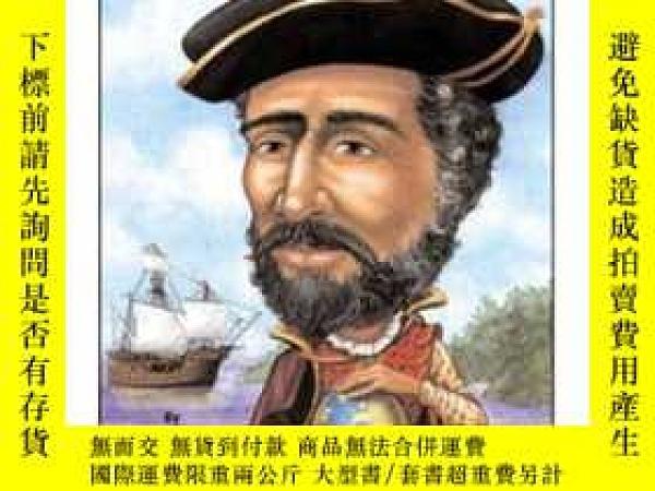 二手書博民逛書店罕見ye-9780448431055-Who Was Ferdinand Magellan?Y321650 S