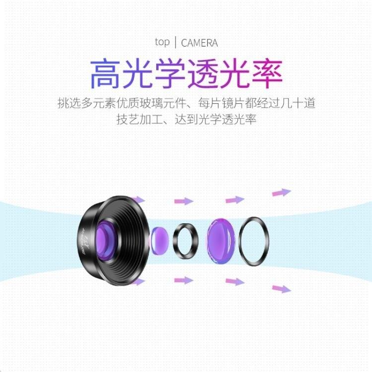 手機鏡頭通用微距拍攝鏡頭蘋果手機單反鏡頭
