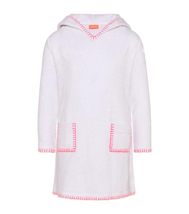 Sunuva Towelling Hooded Dress (1-12 Years)