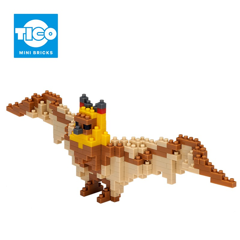 TICO微型積木 澳洲動物系列 飛狐(T-9301)