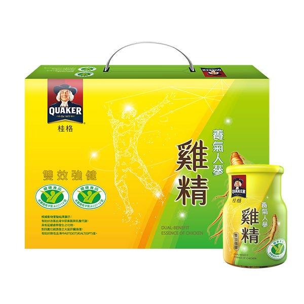 桂格養氣人蔘雞精禮盒68mlX8瓶