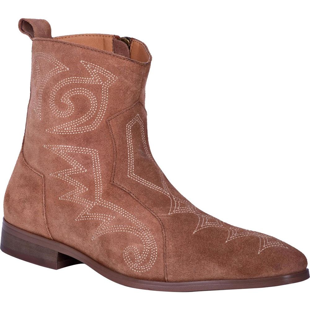 Dingo Brooks - Mens Ankle Boots
