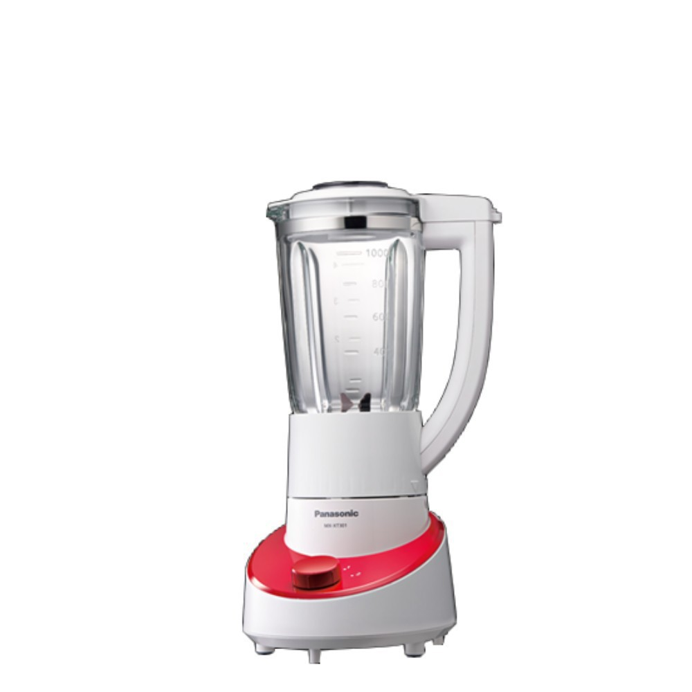 Panasonic國際牌【MX-XT301R】1.3公升(碎冰果汁)紅色果汁機 分12期0利率