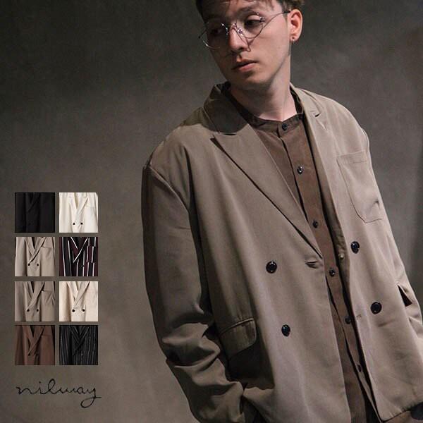 nilway 西裝夾克外套 共8色 ZIP 日版【170211】