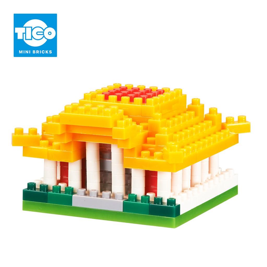TICO微型積木 台灣好遊趣系列 國父紀念館(T-7024)