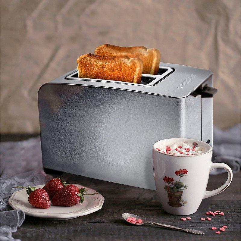 荷蘭PRINCESS 二片式極簡烤吐司機