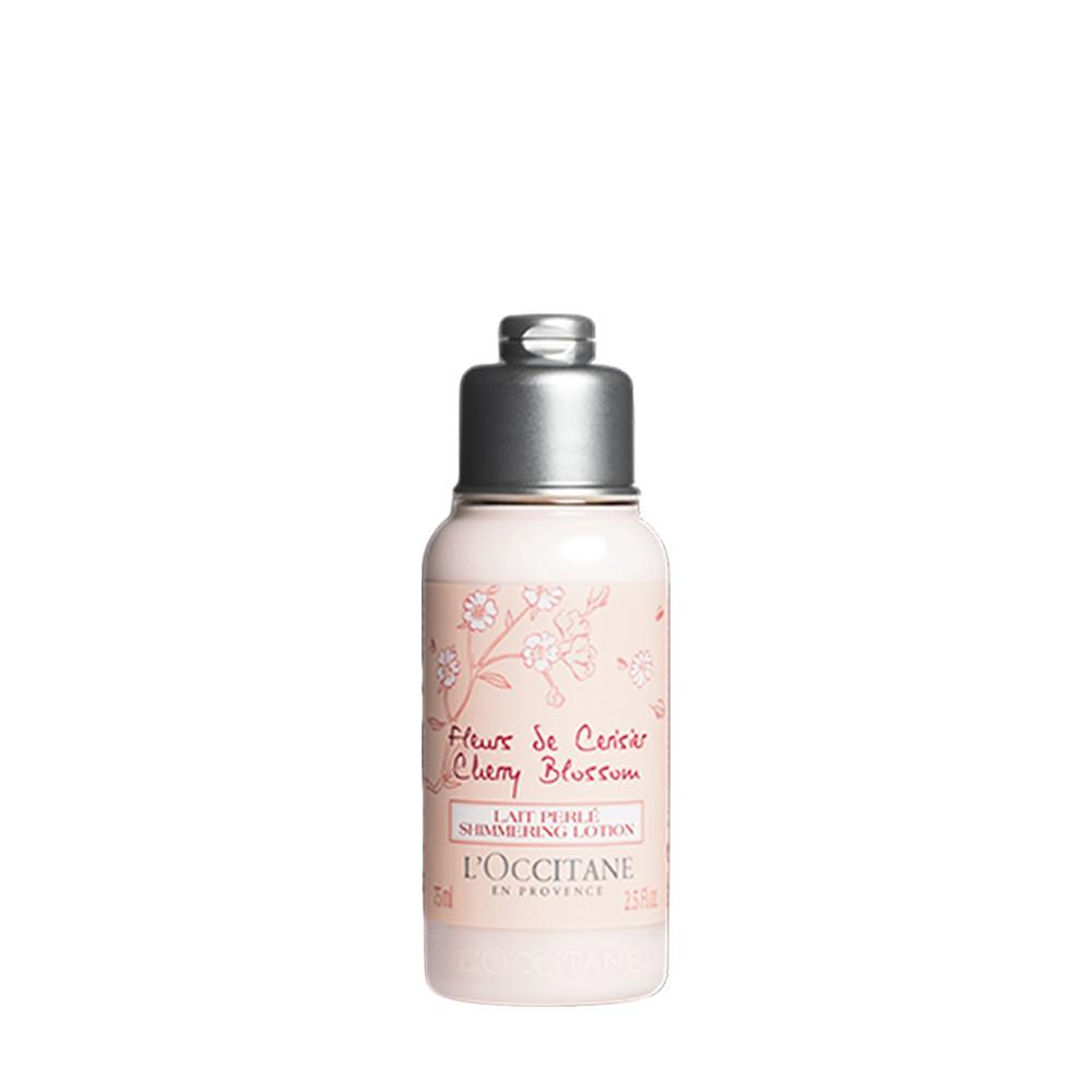 法國 L'OCCITANE 歐舒丹 身體護膚 櫻花美體乳 旅行瓶 75ml (LI063)