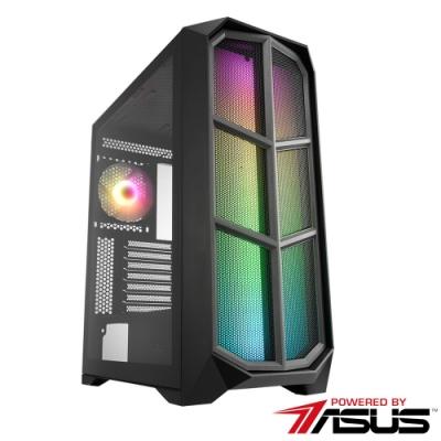 華碩B460平台[先驅戰士]i7-10700F/32G/2T/RTX3060TI/500G_M2