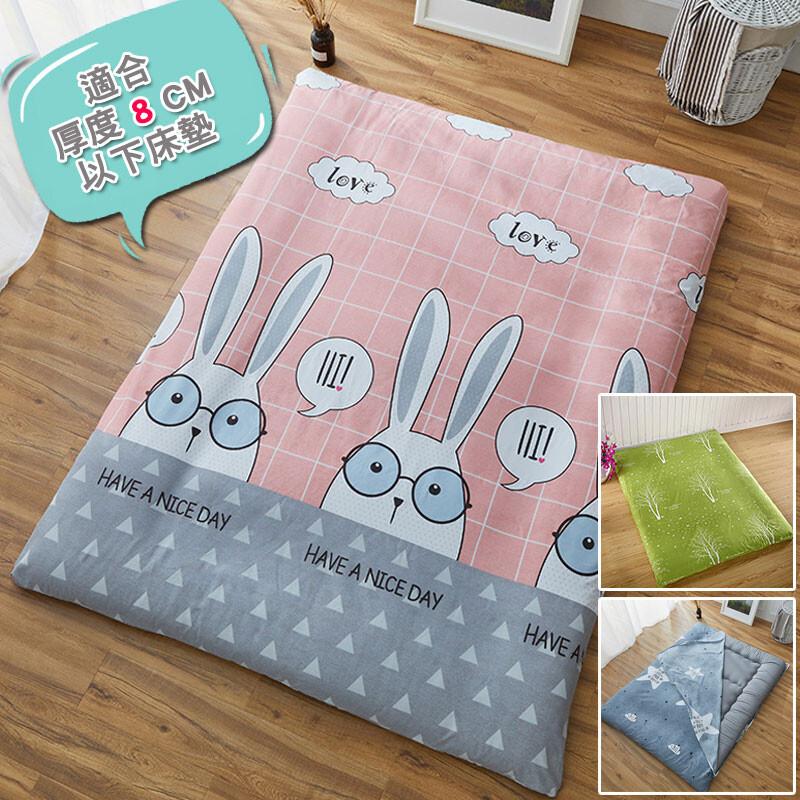 全包式床墊防塵保護套 (單人)