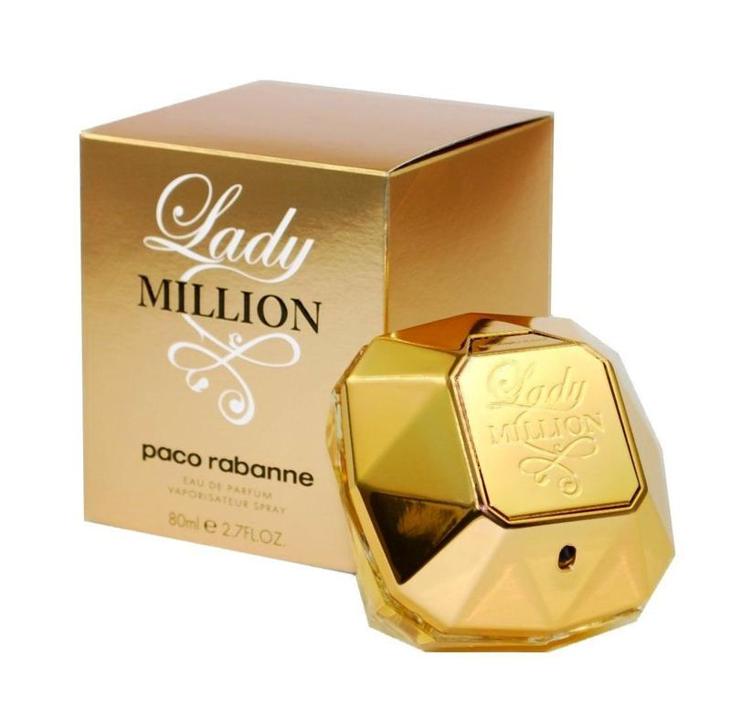 Paco Rabanne - Lady Million Eau De Parfum (80ml)