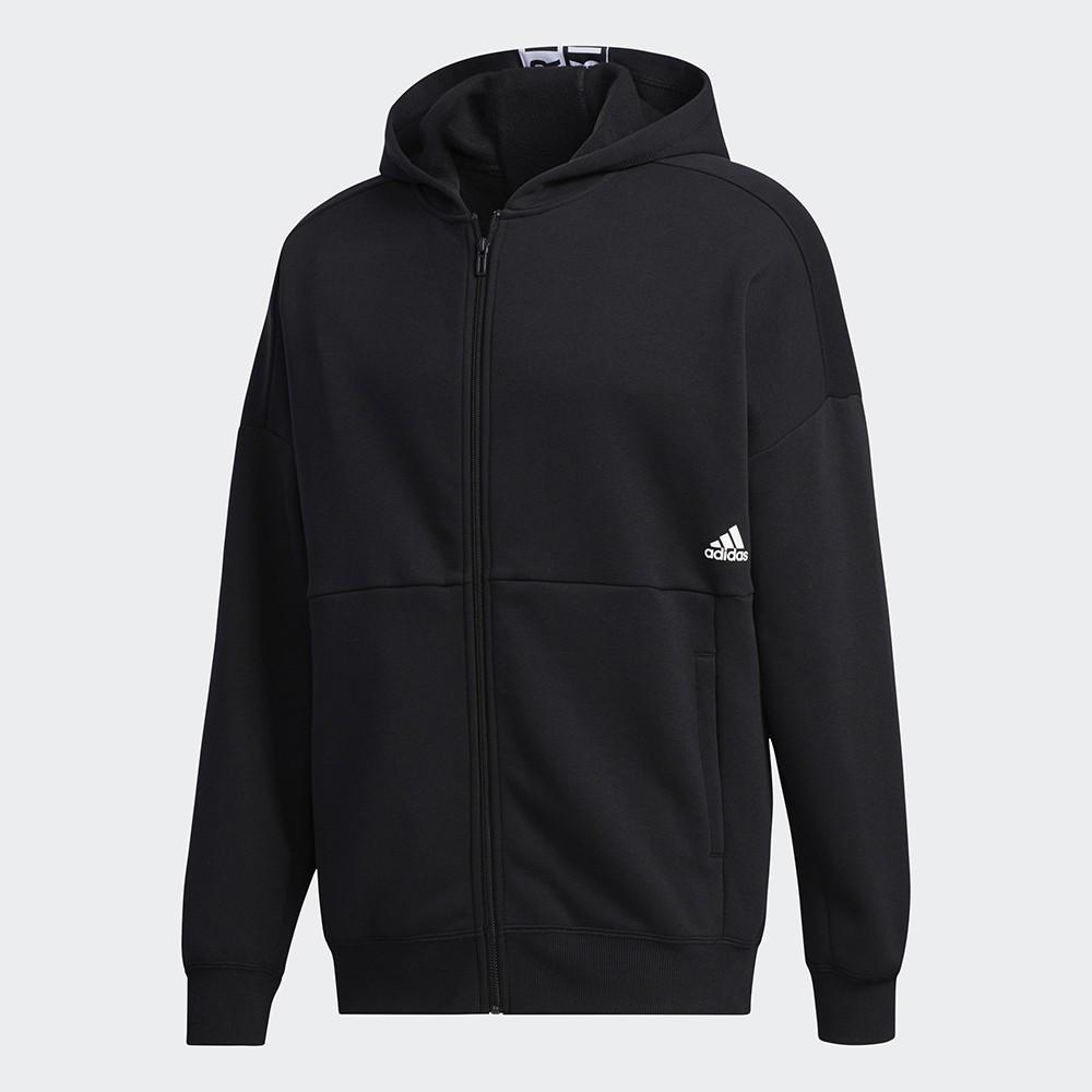 adidas MUST HAVES WORD 連帽外套 男 GE0384