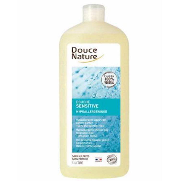 Douce Nature 玫瑰純露沐浴精1公升 W119216