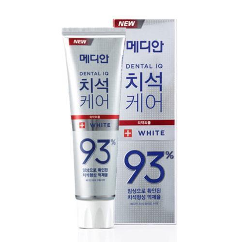 麥迪安強效淨白去垢牙膏(白-淨白)120g【愛買】
