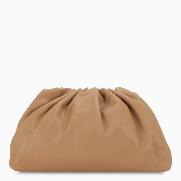 Bottega Veneta Teak-gold The Pouch bag