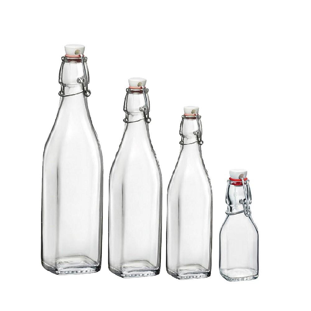 【義大利Bormioli Rocco】Swing野餐水瓶 共4款 果汁瓶 玻璃水瓶《屋外生活》