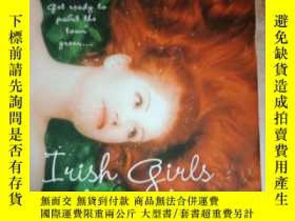 二手書博民逛書店英語原版書Irish罕見Girls About Town: An Anthology of Short Stori