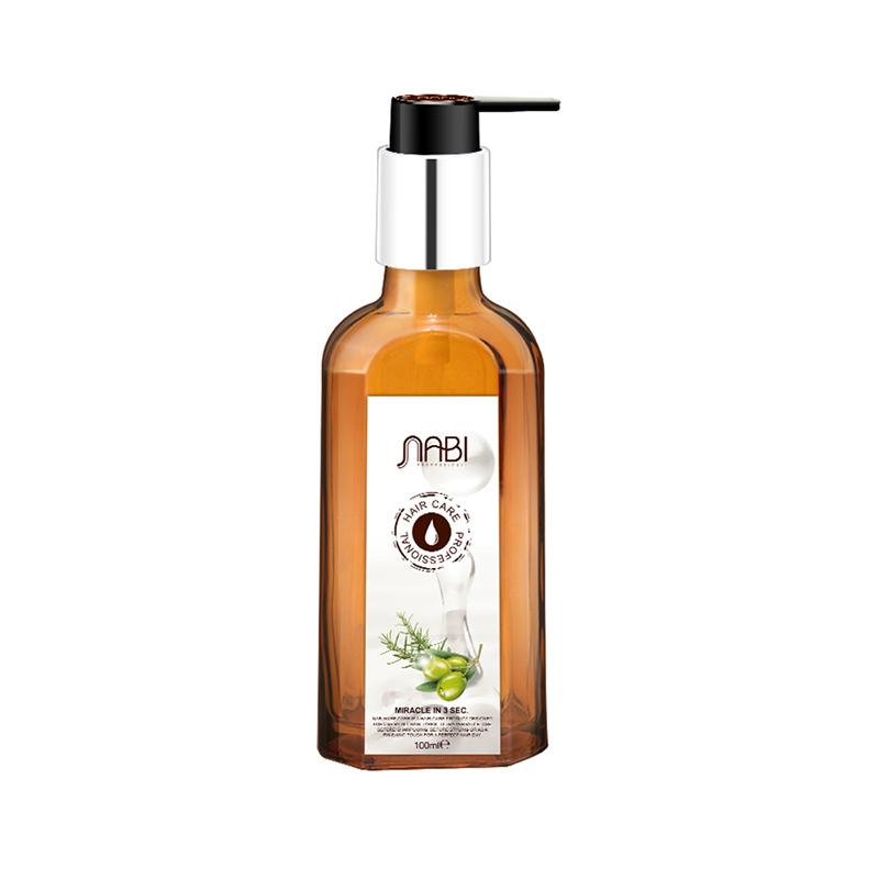 【NABI 那比】3秒奇蹟深層植萃護髮果油 (100ml)