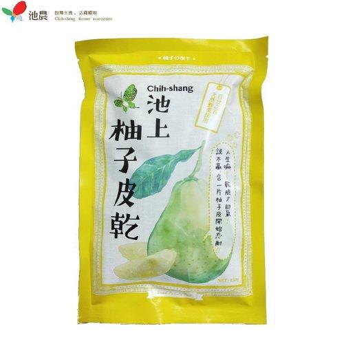 (任選)【池上鄉農會】池上柚子皮乾150g