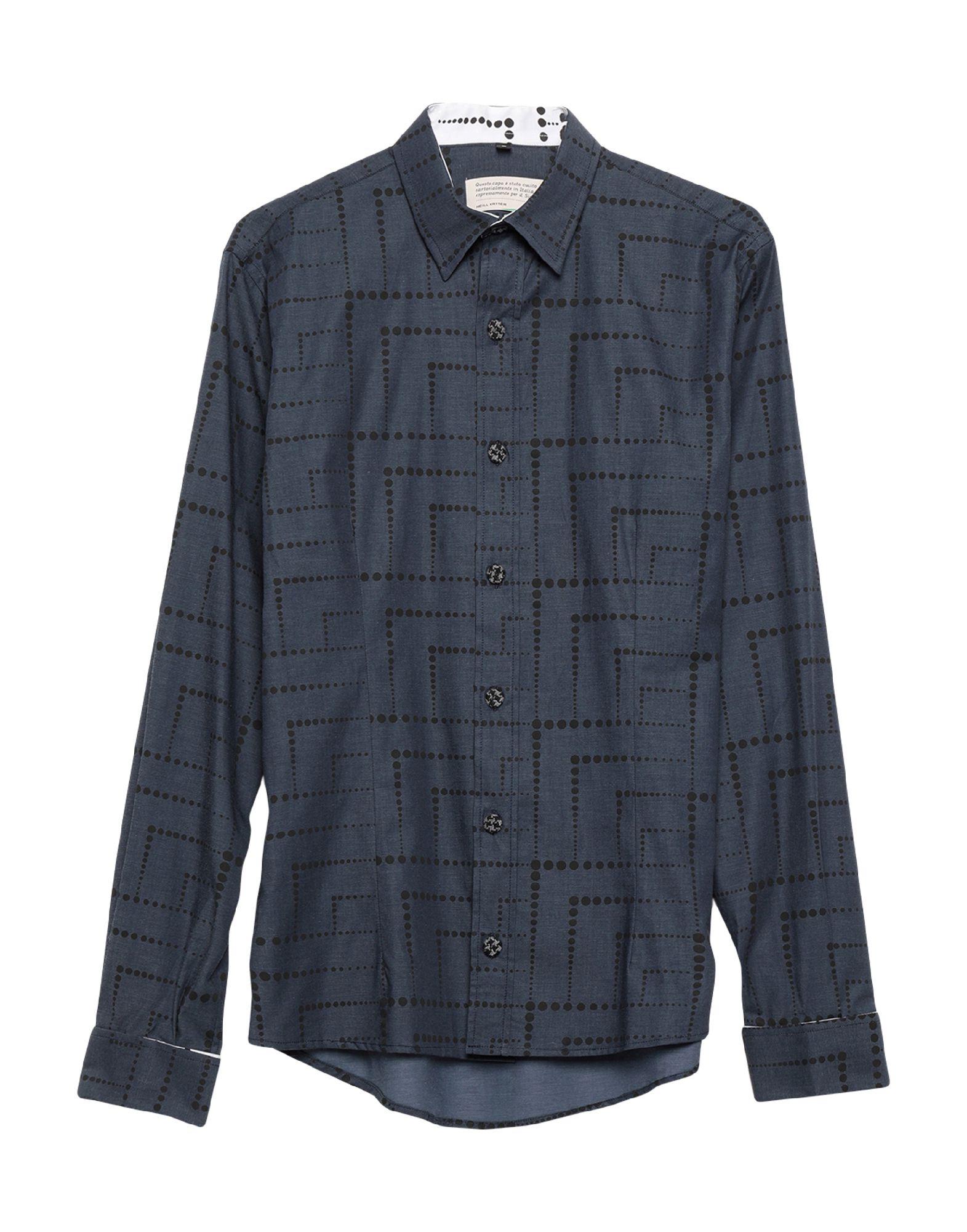 NEILL KATTER Shirts - Item 38941525