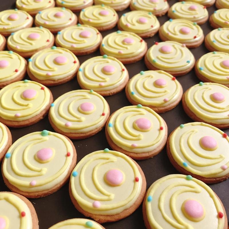 四葉 糖霜餅乾 美少女戰士 變身器 水手服 婚禮小物 二進 派對 慶生 活動