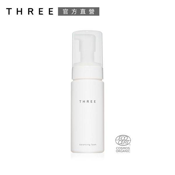 【THREE】平衡洗顏慕絲R 150mL