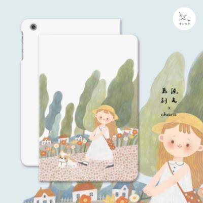 漁夫原創 iPad Air 4 平板保護殼 郊遊 (書本式/軟殼/內置筆槽/可吸附筆)