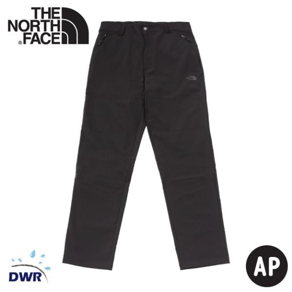 【The North Face 男 保暖褲《黑》】4NAB/衝鋒褲/戶外休閒長褲/登山褲/悠遊山水