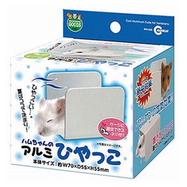 寵物家族-日本MARUKAN 鼠鼠專用涼墊
