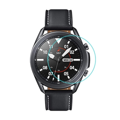 Qii SAMSUNG Galaxy Watch 3 玻璃貼 (兩片裝)