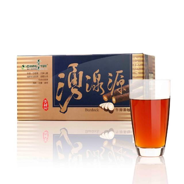 【青玉牛蒡茶】湧湶源牛蒡茶包 (6Gx20包/1盒)