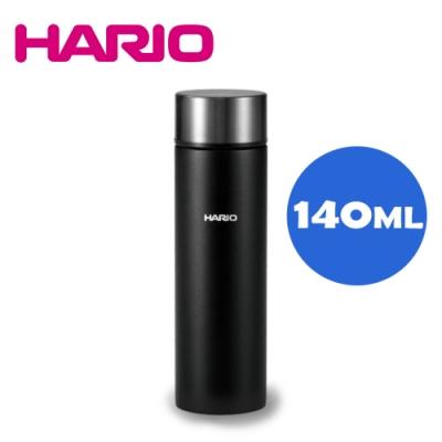 【HARIO】史迪克迷你隨身保溫瓶140ml (SSB-140-B)