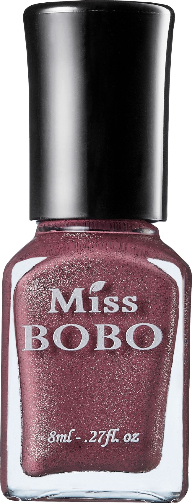 Miss BOBO水性可剝磁力指彩 鋼鐵薔薇